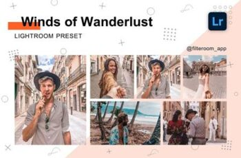 Wanderlust - Lightroom Presets 5238844 4