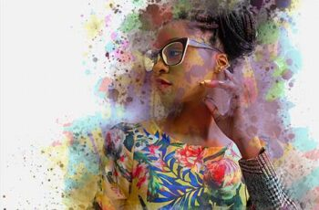 Water ColoreeXign Art Photoshop Action 28337654 7