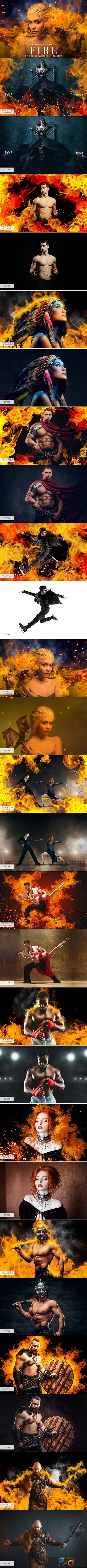 Fire Actions Photoshop 5328474 1