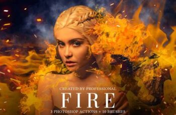 Fire Actions Photoshop 5328474 7