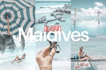 Lightroom Preset - Maldives Ocean 4973275 6