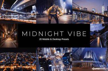 20 Midnight Vibes LR Presets 5438990 3