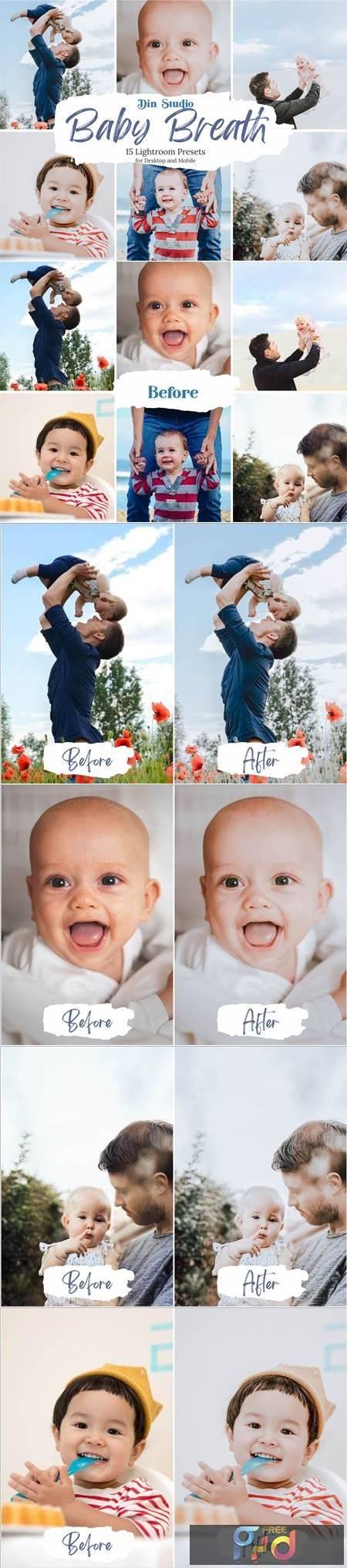 Baby Breath Lightroom Presets 5482291 1