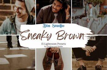 Sneaky Brown Lightroom Presets 5482214 3