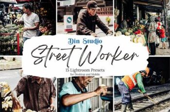 Street Worker Lightroom Presets 5482329 5