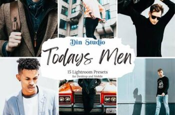 Todays Men Lightroom Presets 5482311 5