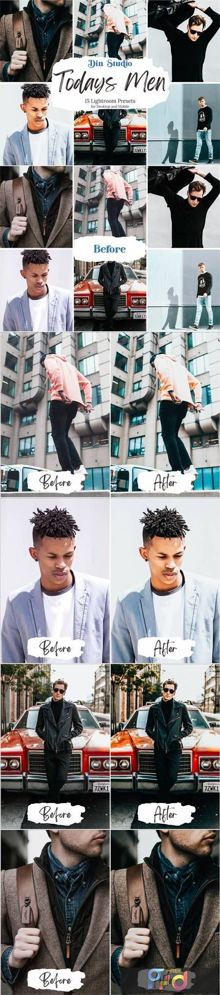 Todays Men Lightroom Presets 5482311 1