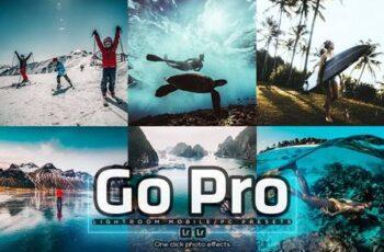 GOPRO Pack Presets CN88W9H 7