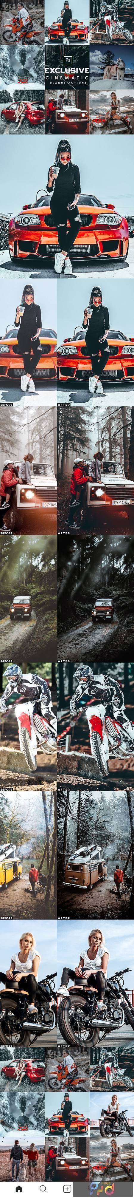 2LAGUS Exclusive Photoshop Actions 28740854 1