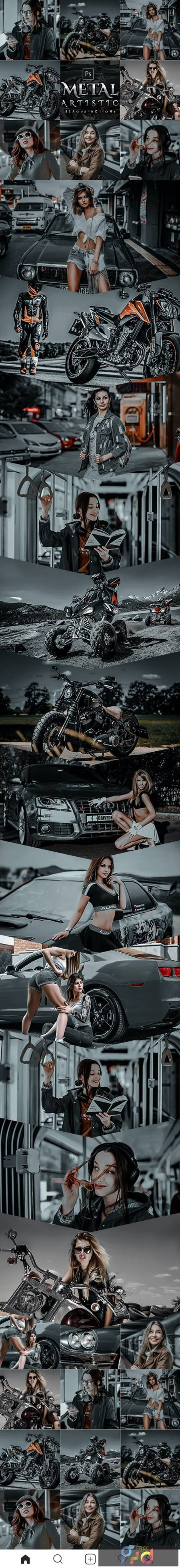 5 Artistic Metal Photoshop Actions 28751908 1