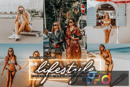 Insta Lifestyle Lightroom Presets QZCP55F 1
