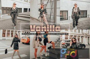 Vanilla Photoshop Action MJTLRSY 5