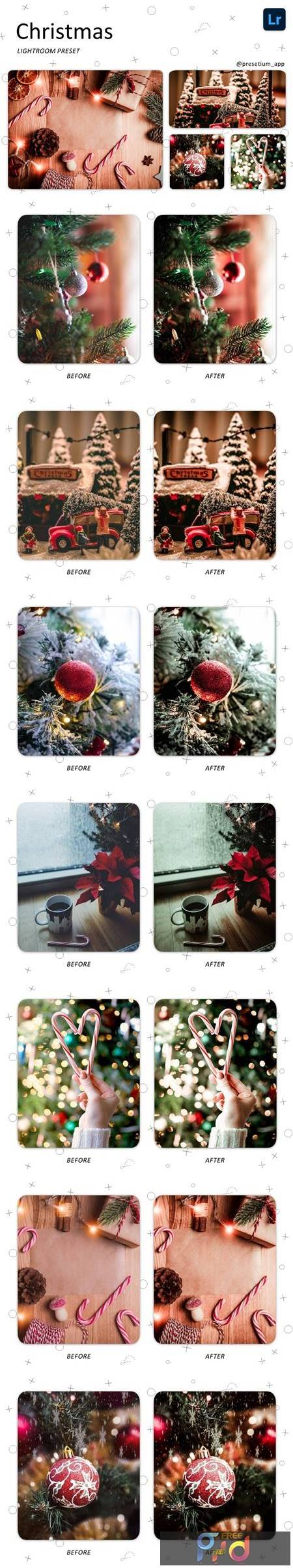 Christmas - Lightroom Presets 5223757 1