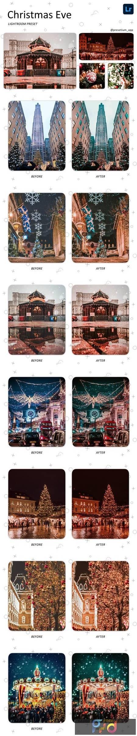 Christmas Eve - Lightroom Presets 5223772 1