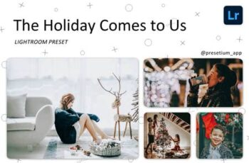 Holiday - Lightroom Presets 5223712 7
