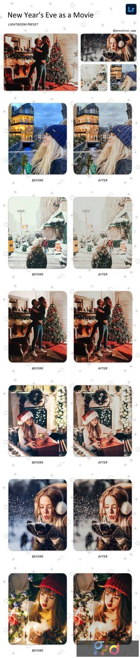 New Year - Lightroom Presets 5223813 1