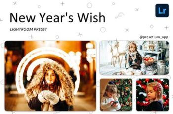 New Years Wish - Lightroom Presets 5223792 2