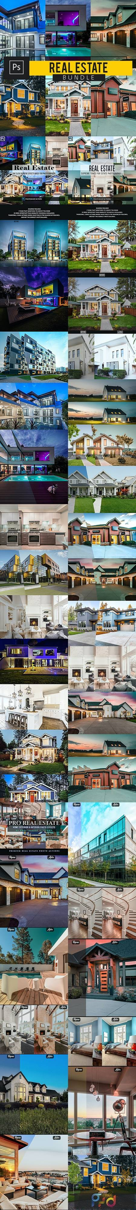 Real Estate Photoshop Actions 28329587 1
