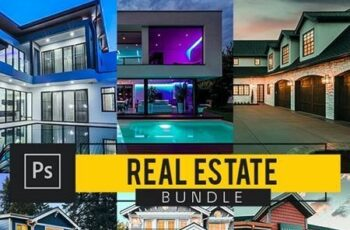 Real Estate Photoshop Actions 28329587 6