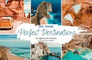 Perfect Destination Lightroom Preset 5481917 3