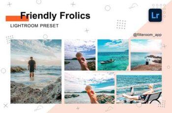 Friendly Frolics - Lightroom Presets 5238885 4