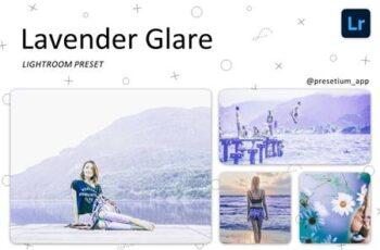 Lavender Glare - Lightroom Presets 5223814 5