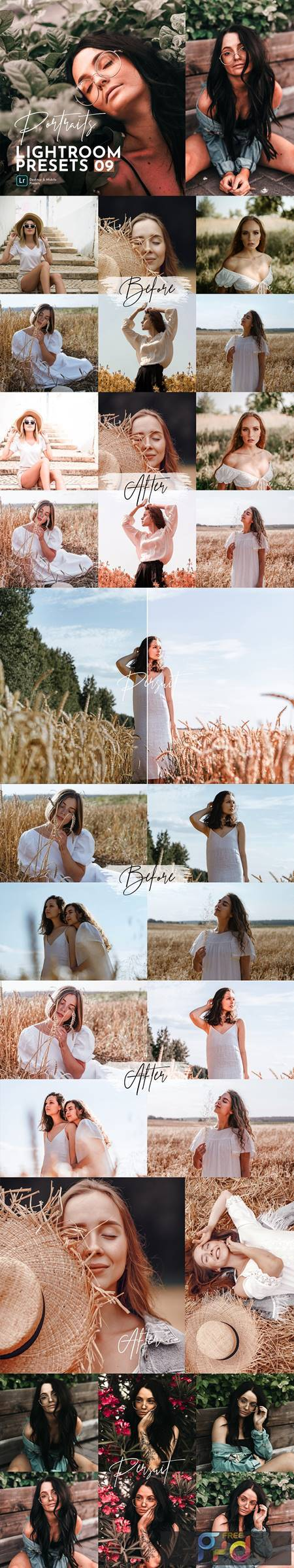 Pursuit Of Portraits Presets Pack 5493858 1