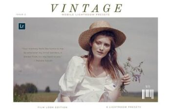 Vintage Mobile Lightroom Presets 5498194 7