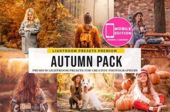 The Autumn Lightroom Presets 5506478 5