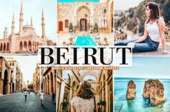Beirut Pro Lightroom Presets 5498788 5