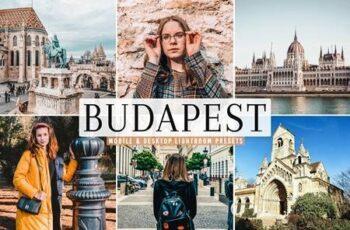Budapest Pro Lightroom Presets 5479029 5