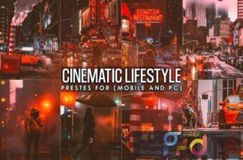 Cinematic Urban Street Lightroom Presets 2QSS35P 4