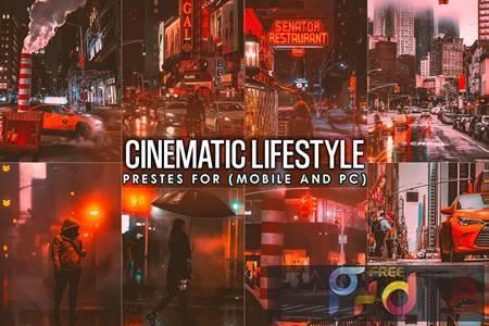 Cinematic Urban Street Lightroom Presets 2QSS35P 1