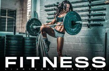 Fitness Lightroom Presets APZYDVJ 7