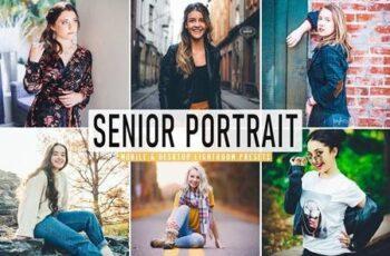 Senior Portrait Pro Lightroom Preset 5495537 4