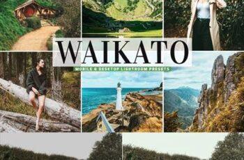 Waikato Pro Lightroom Presets 5495573 6