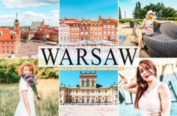 Warsaw Pro Lightroom Presets 5503509 5