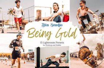 Being Gold Lightroom Presets 5482345 3