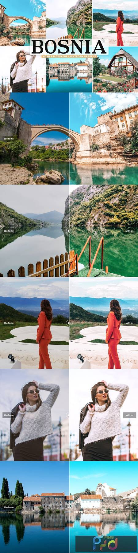Bosnia Pro Lightroom Presets 5478362 1