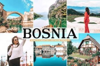 Bosnia Pro Lightroom Presets 5478362 7