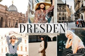Dresden Mobile & Desktop Lightroom Presets 5478386 7