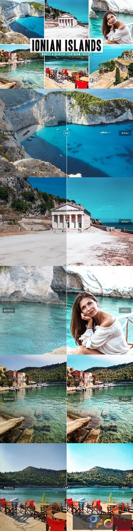 Ionian Islands Mobile & Desktop Lightroom Presets 5478158 1