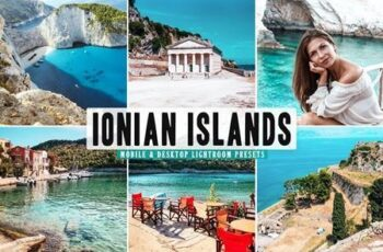 Ionian Islands Mobile & Desktop Lightroom Presets 5478158 3