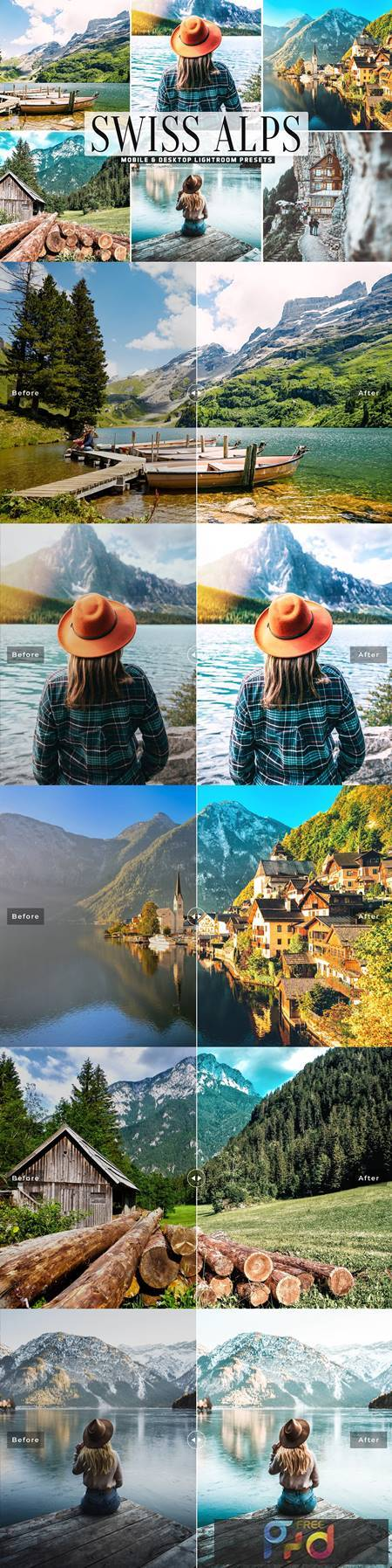 Swiss Alps Mobile & Desktop Lightroom Presets 5478257 1