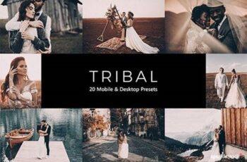 20 Tribal Lightroom Presets & LUTs 28876947 7
