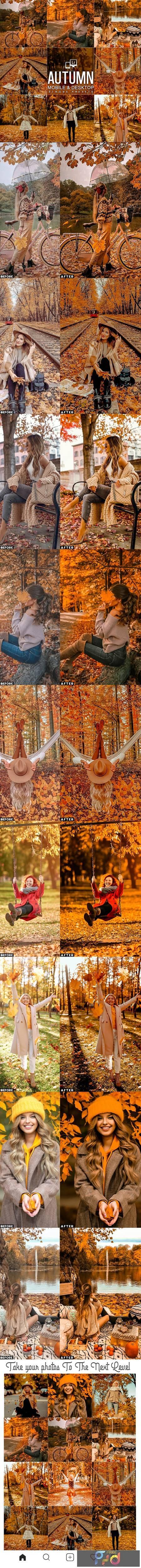Autumn Lifestyles Lightroom Presets ( mobile and Desktop ) 28885870 1