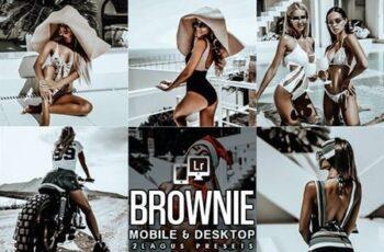 Brownie Portrait Blogger Lightroom Presets 29046106 13