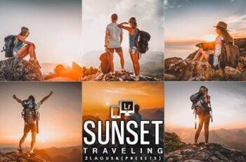Sunset Traveling 7 Presets (Mobile & Desktop) 28867909 3
