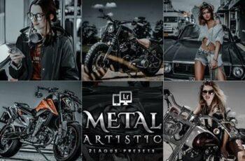 Artistic Metal Lightroom Presets 28765212 5