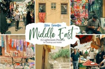 Middle East Lightroom Presets 5555468 8